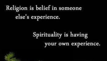 belief--
