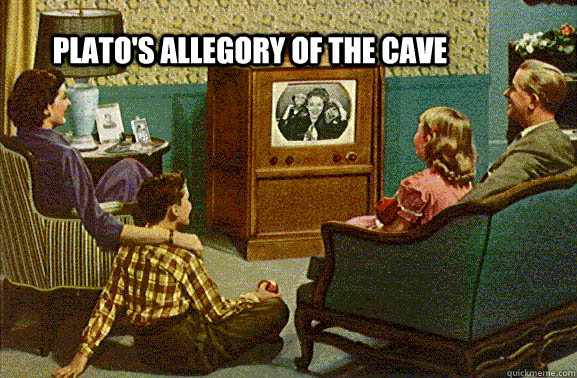 The Enlightenment in Allegory of the Cave by Plato