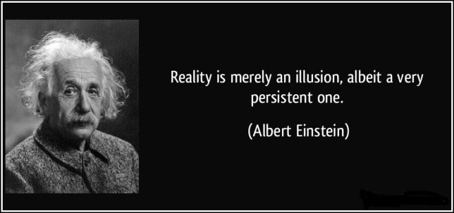 einstienrealness